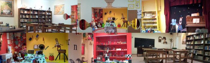 Museo del Colegio: Collage de Sensaciones