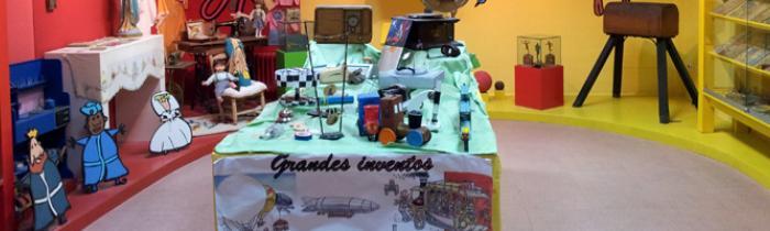 Museo del Colegio: Reyes Magos, Juguetes e Inventos